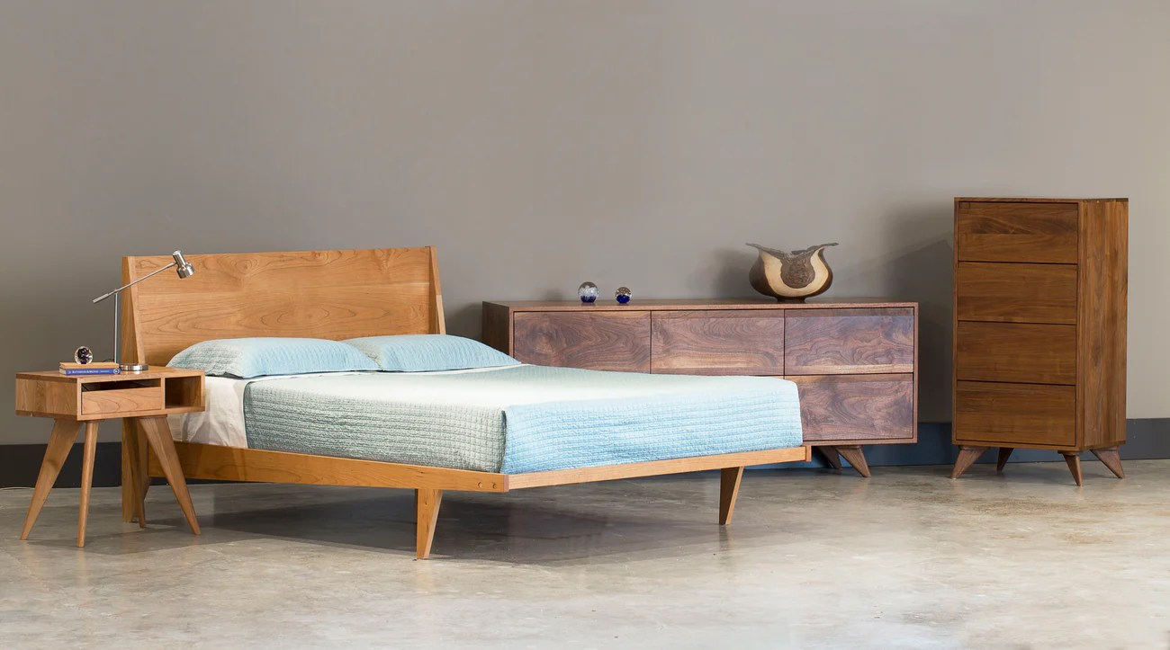 Handmade Solid Wood Furniture Columbus Ohio Organic Mattress T Y Fine Furniture