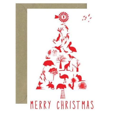 Make Personalized Custom Photo Corporate Calendars Online Australian Christmas Tree Card For Sending Overseas – Bits
