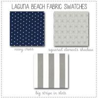 Laguna Beach Crib Baby Bedding Set
