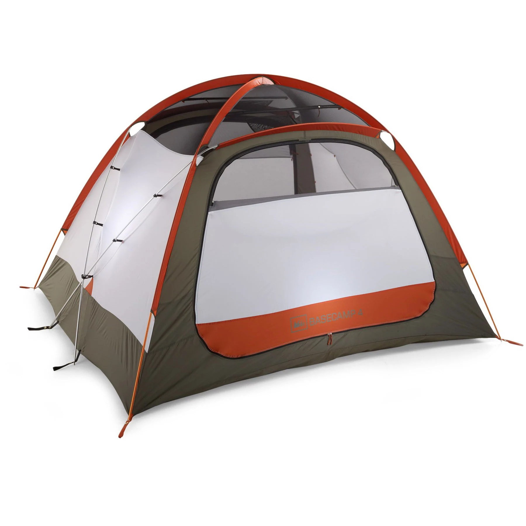 4 Camping Rei Base Camp 4 Person Tent
