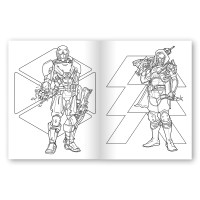 Destiny: The Official Coloring Book  Bungie Store