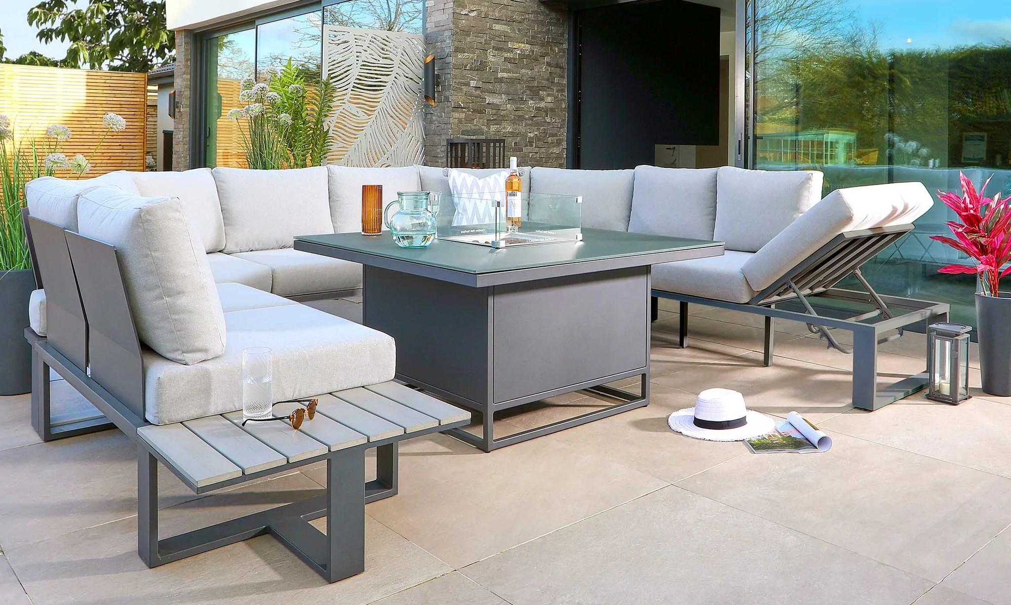 Danetti Outdoor Get To Know Our New Range Of Modern Garden Furniture