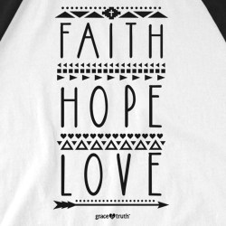 Small Crop Of Faith Hope Love
