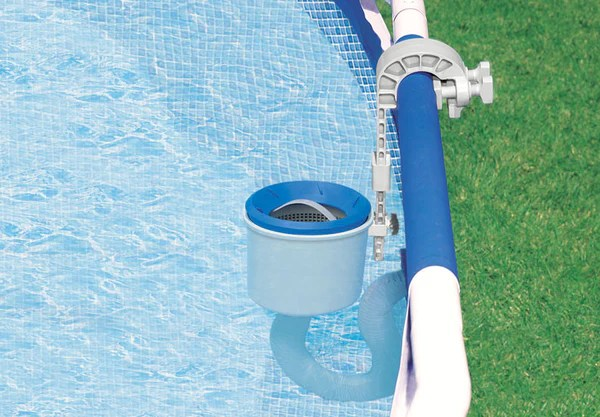Pool Bodensauger An Skimmer Anschließen Soft Side Pool Adjustable Skimmer – Leisure Depot