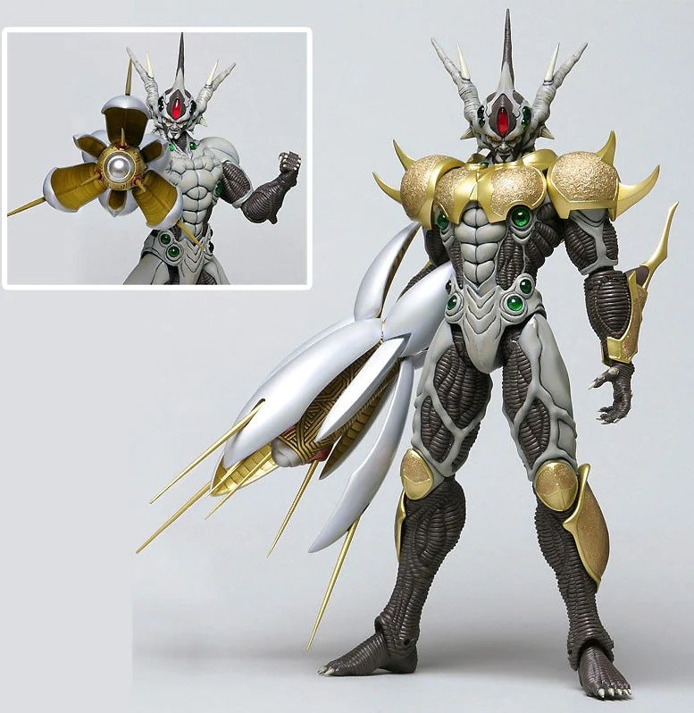 guyver 1 action figure by max factory