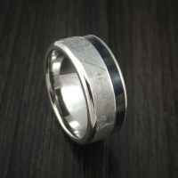 Gibeon Meteorite Rings | Revolution Jewelry