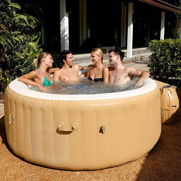 Jakusie Lay Z Spa Palm Springs – Inflatable Hot Tubs