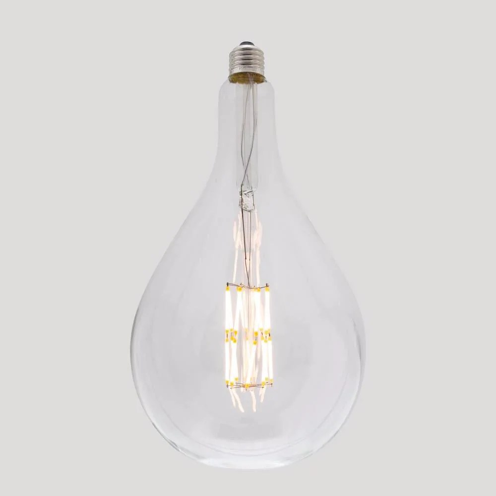 A165 Large Led Filament Light Bulb 10w E27 2200k Vintage Led Led Edison Globes Pendants