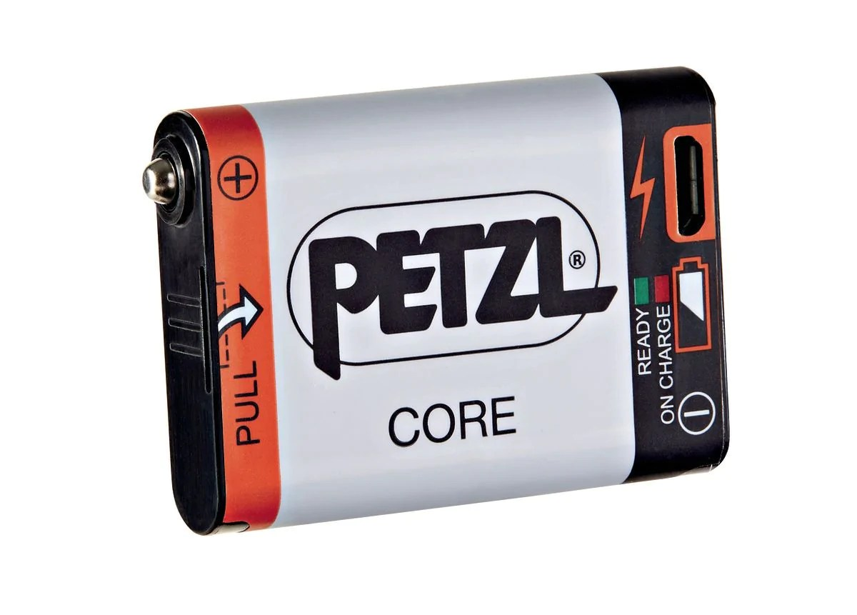 Accu Rechargeable Petzl Accu Core Rechargeable Battery Compatible With Petzl Hybrid Headlamps