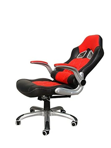 Racing Car Seat Style Computer Reclining Desk Chair Daal