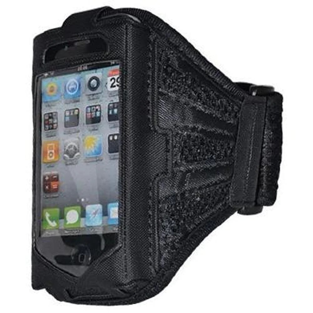 Iphone 3gs Iphone 3gs 4 4s Black Sports Running Armband Case