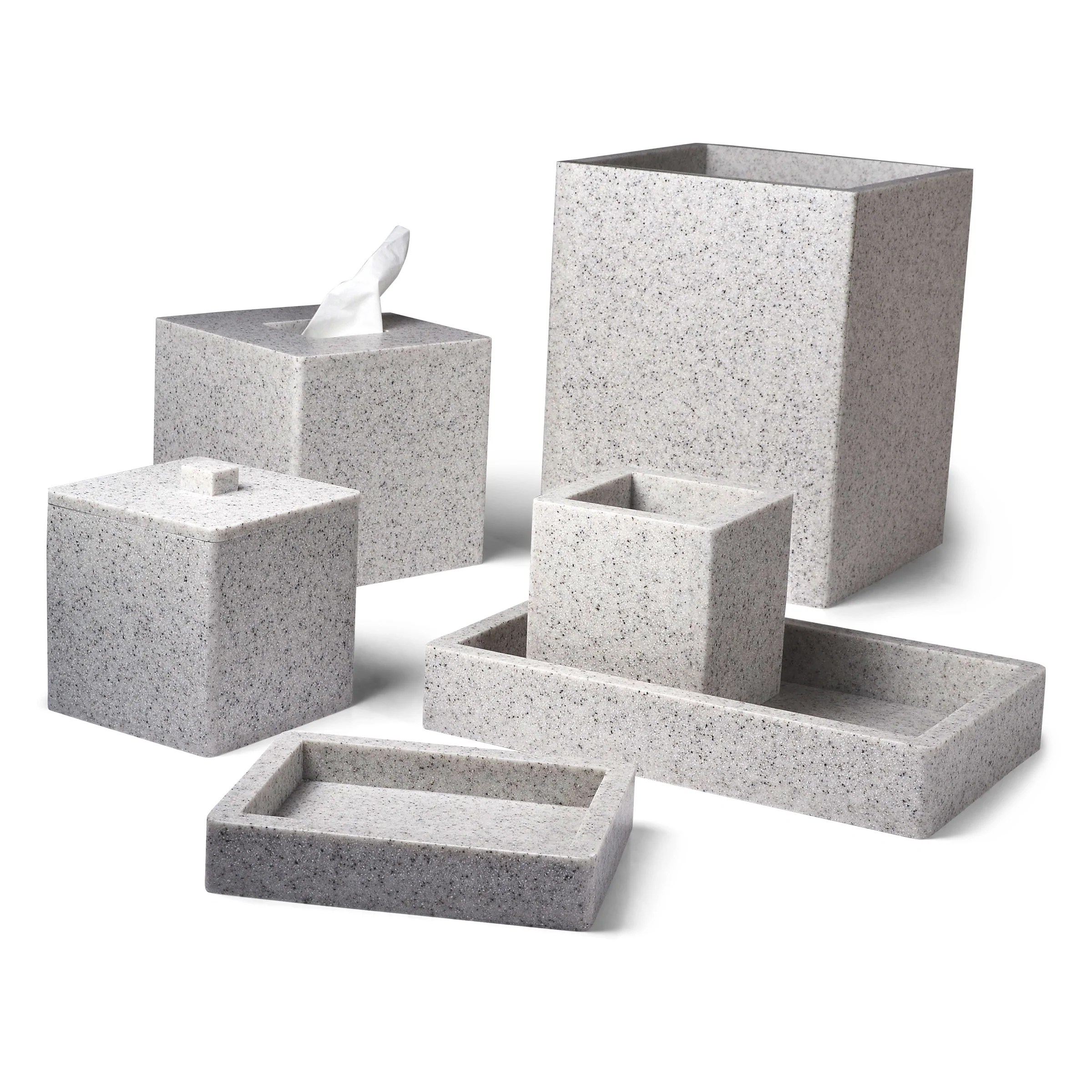 Bath Accessories Mike And Ally Contours Corian Bath Accessories Stone