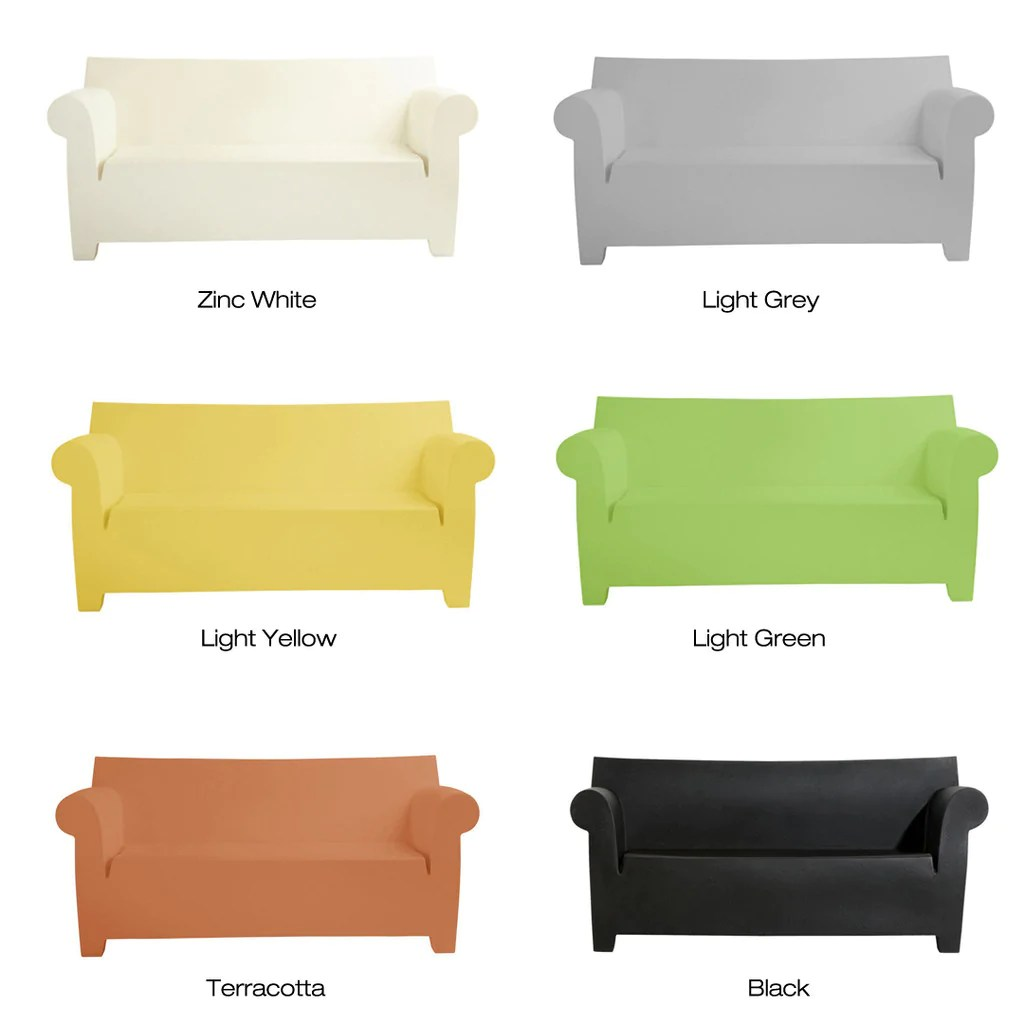 Kartell Sofa Bubble Club Sofa By Kartell