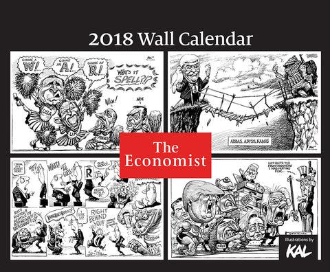 Lang 2018 Calendars Wall Calendars Cards Mugs Other The Economist 2018 Kalendar – The Economist Store