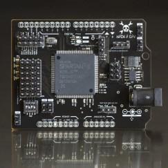 Arduino-Compatible Spartan-6 FPGA Board