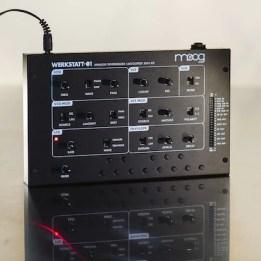 Moog Werkstatt-01 Kit