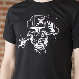 CRT Android Tee