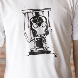 Robot Head Tee