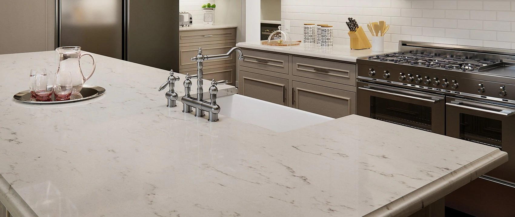 What Is Quartz Countertops Allen Roth Countertops Kitchen Bath Remodel And Construction