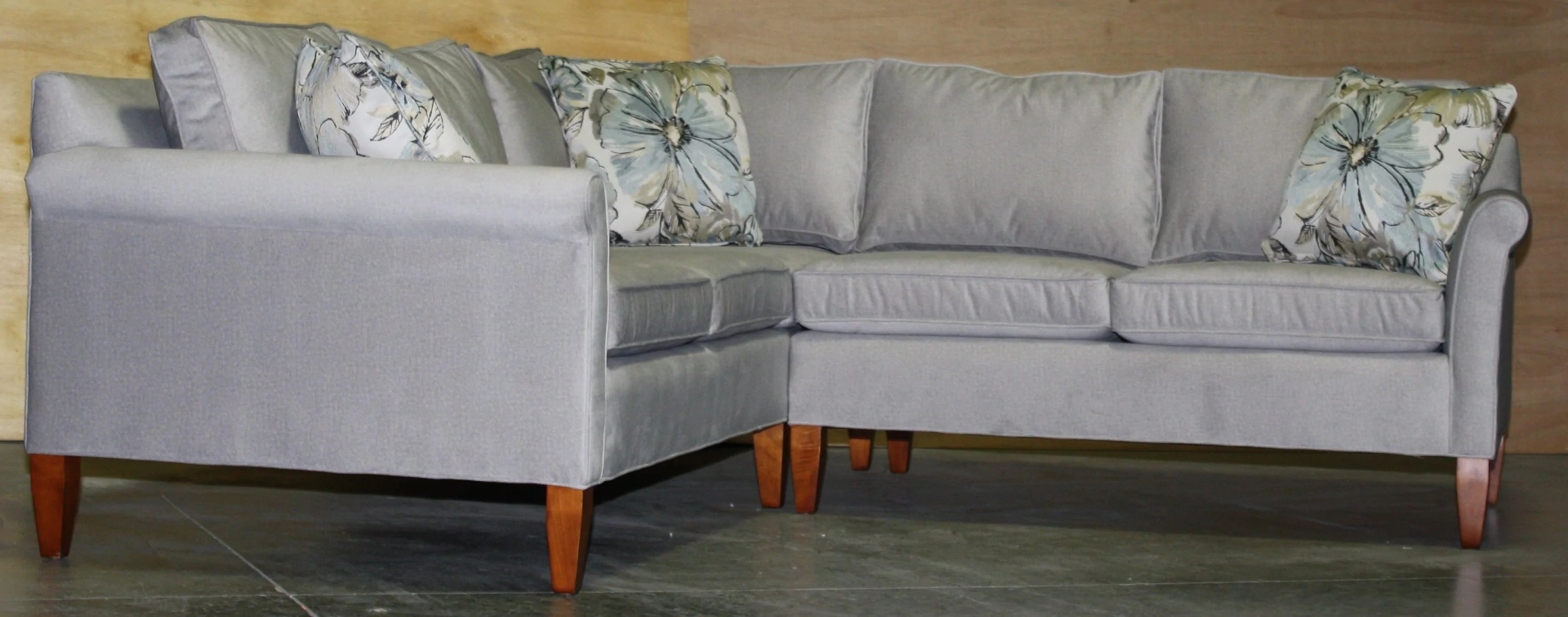 Otto Sale Sofa New Otto Non Toxic Condo Sectional For Smaller Spaces Showroom