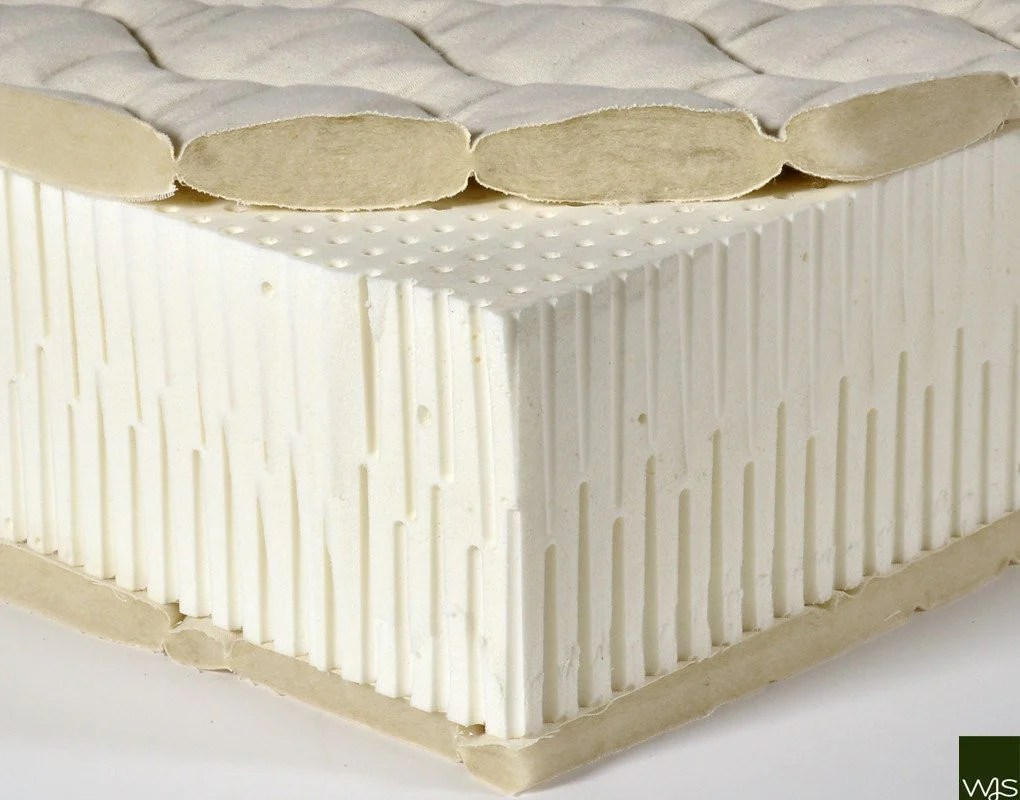 Foam Or Latex Mattresses Organic Natural Latex Foam Mattress Endicott Home Furnishings
