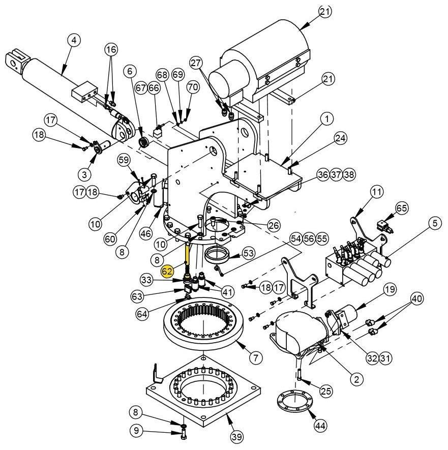 AUTO CRANE 5005EH WIRING DIAGRAM - Auto Electrical Wiring Diagram
