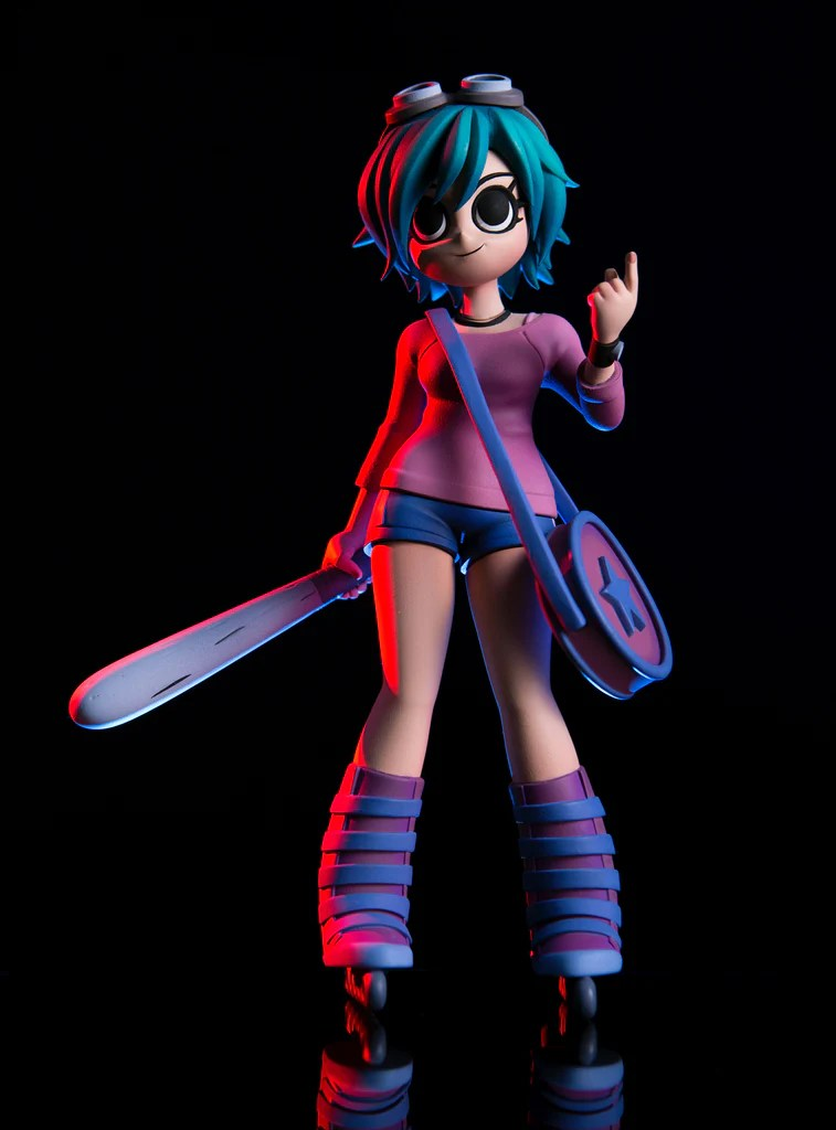 Gift Wallpaper Hd Ramona Flowers Collectible Figure Is Now Available For Pre