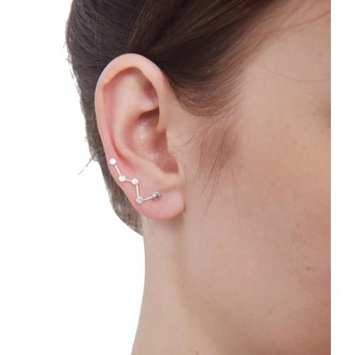 Medium Crop Of Ear Climber Earrings