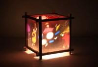 Magic Lamp | Rotating Kids Lamps for Nursery, Bedroom, or ...