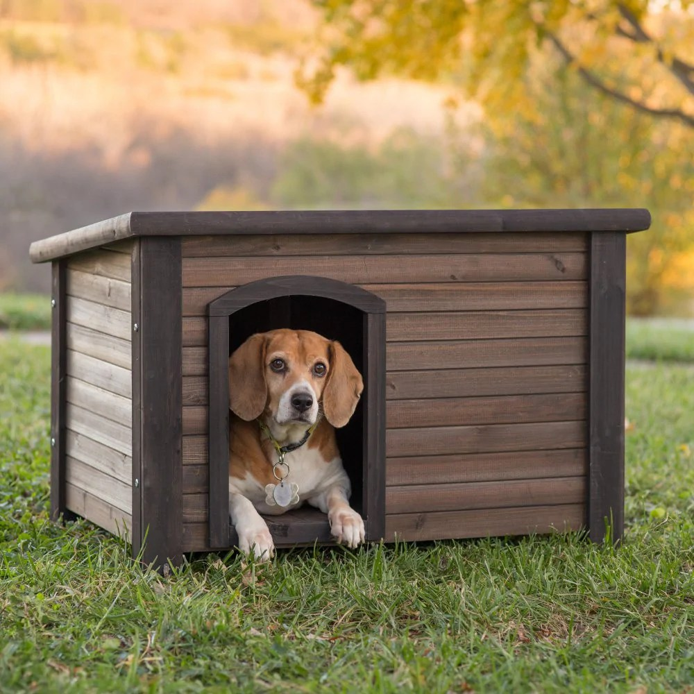 Dog House Backwoods Country Cabin Dog Home