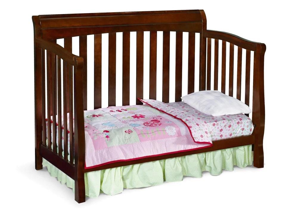 Eclipse 4 In 1 Crib Delta Children