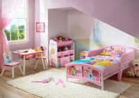 Princess Table & Chair Set with Storage | Delta Children