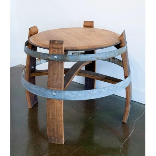 Medium Crop Of Wine Barrel Table