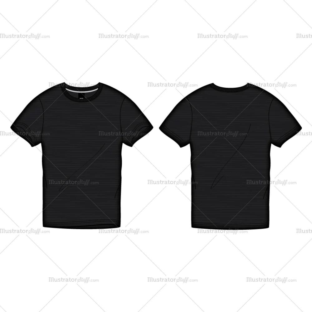 Black t shirt template psd - Shirt Design Template Psd Corpedo