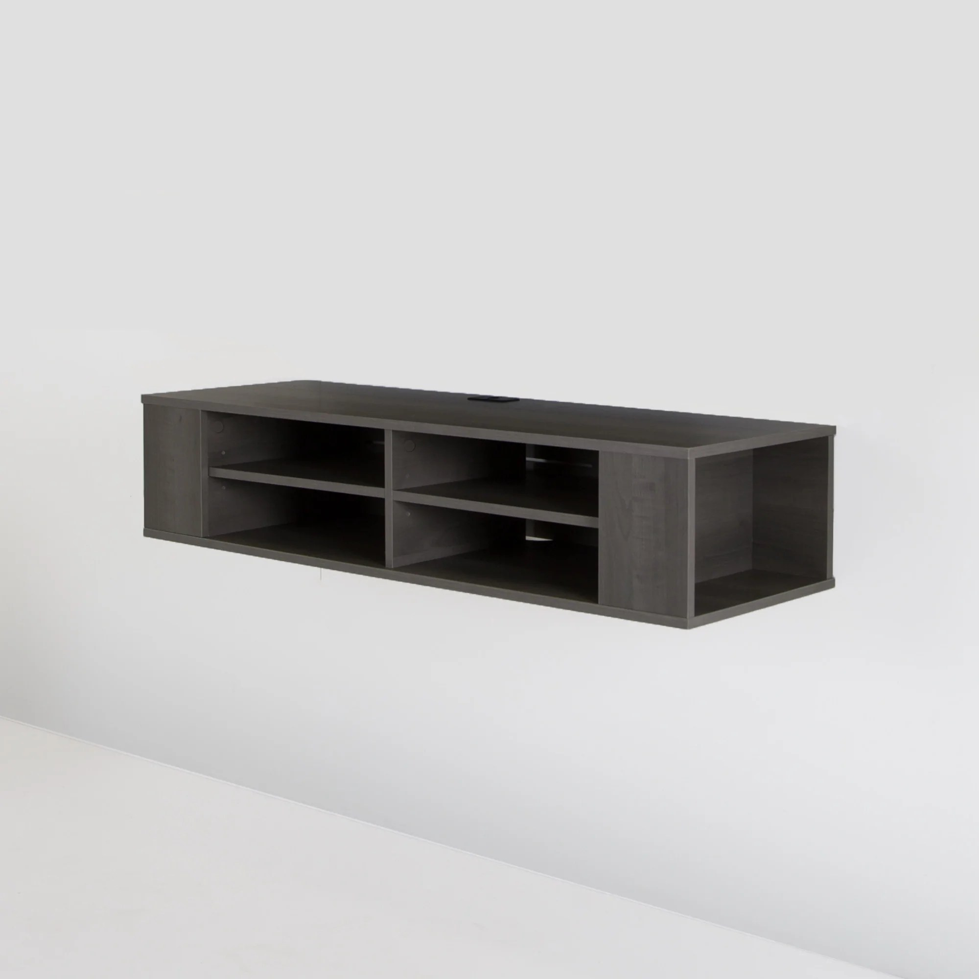Hanging Media Console City Life 48 Quot Wall Mounted Media Console