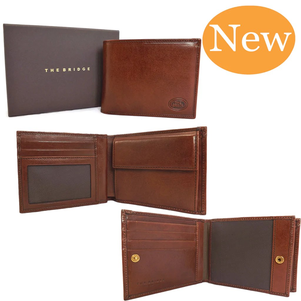 Il Ponte Wallet The Bridge Leather Trouser Wallet Style 01426601 Cox