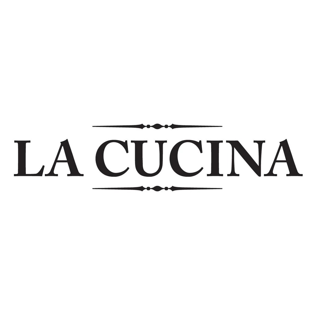 Cucina Kitchen Sign La Cucina Wall Decal Kitchen Wall Decor Wall Art Wall Sticker For The Kitchen 24x7