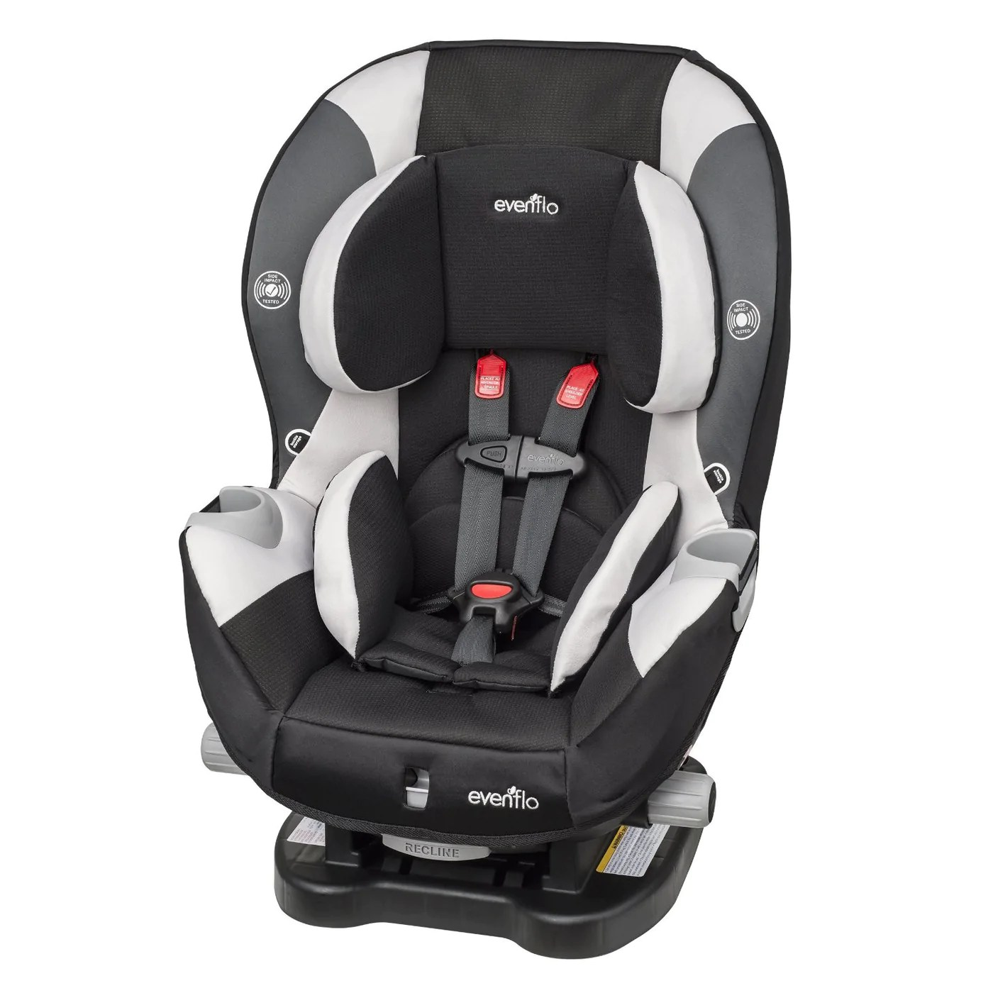 Travel System With Convertible Car Seat Evenflo Triumph Lx Convertible Car Seat