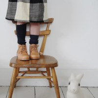 Vintage Ercol childs stacking school chair was 95  Tea ...