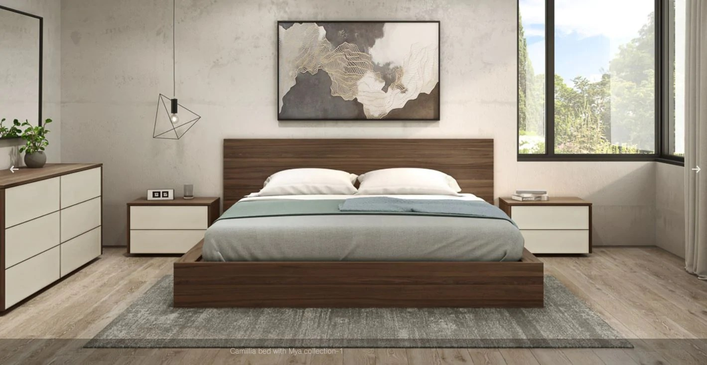 Meubles Mobican Furniture Camilla Bedroom By Mobican Mc Furniture