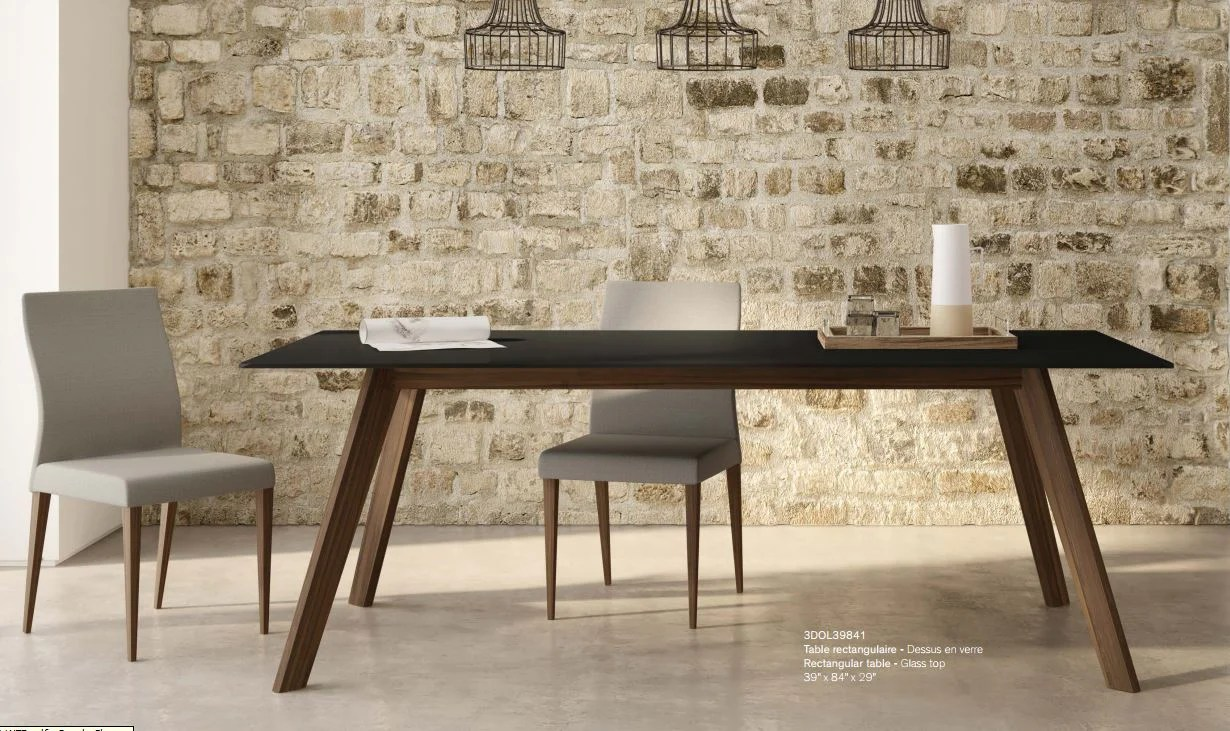 Meubles Mobican Furniture Dolci Dining Table By Mobican Mc Furniture