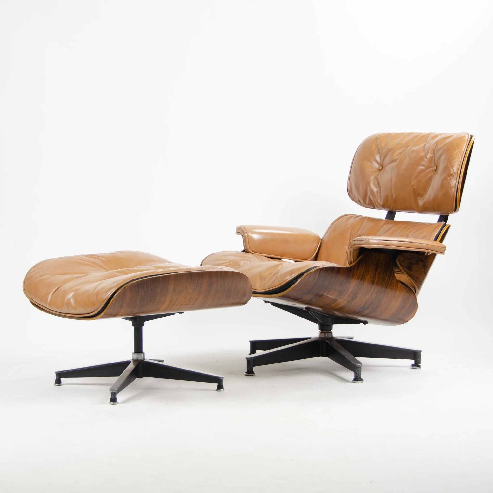 Eames Lounge Chair Zubehör Sold 1956 Herman Miller Eames Lounge Chair Ottoman 670 671 Boot