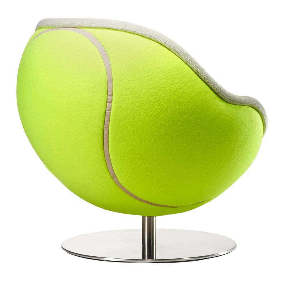 Ball Chair Volley Tennis Ball Lounge Chair - Lillus By Lento | Do Shop