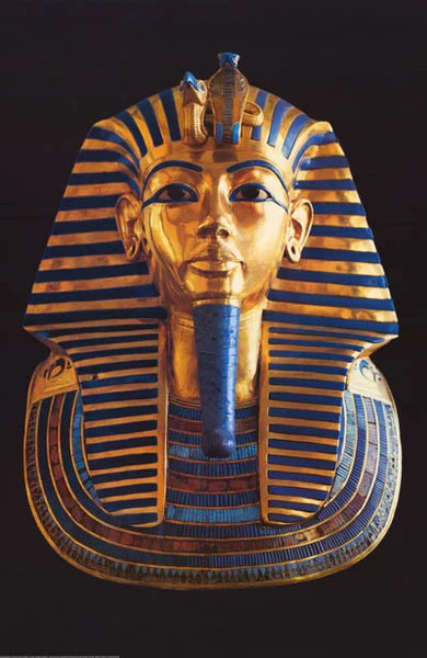Broadway Quotes Wallpaper King Tut Tutankhamun Egyptian Mummy Poster 24x36 Bananaroad