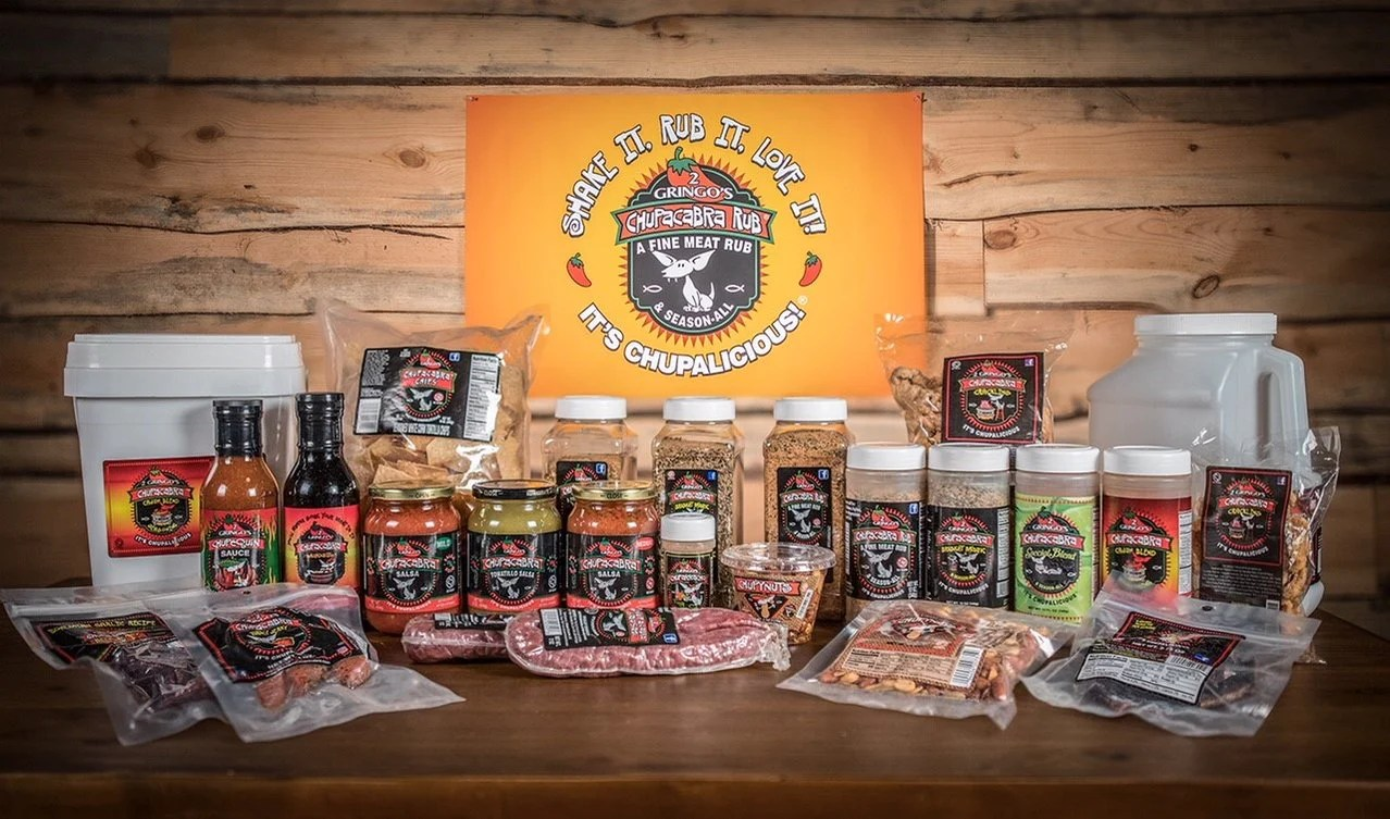 Corpus Rub Texas Bbq Rubs Seasonings Sauces 2 Gringo S Chupacabra Llc