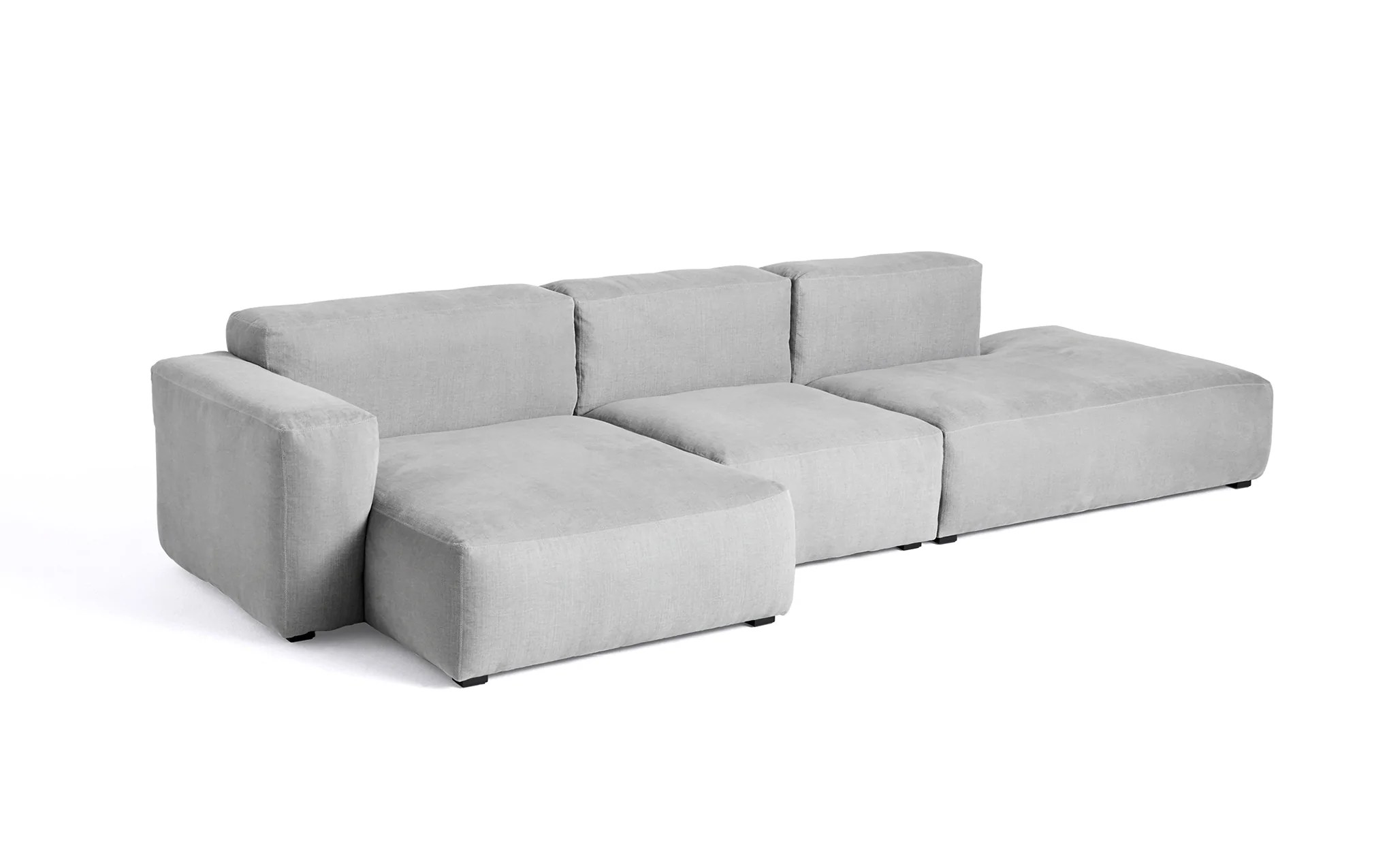 Couch Lila Mags Soft Low Arm 3 Sofa - Combination 4 | Scp