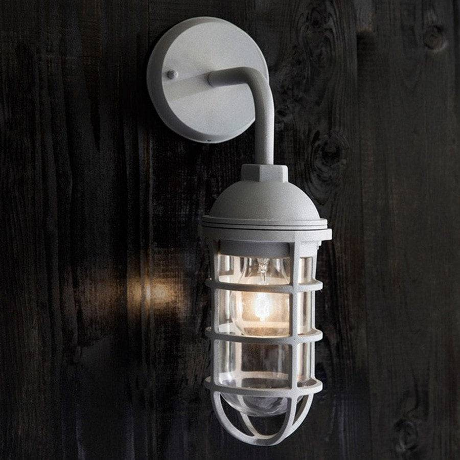 Retro Buitenlamp Industrial Chic Chatham Wharf Outdoor Wall Light | Vintage