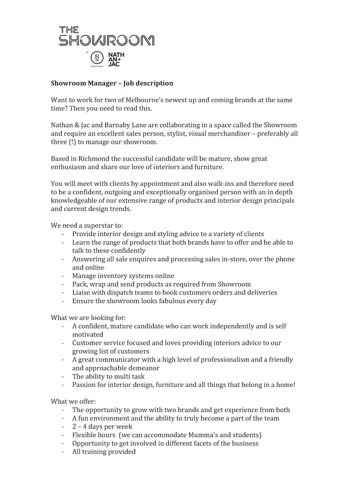 visual merchandising resume examples resume for merchandiser