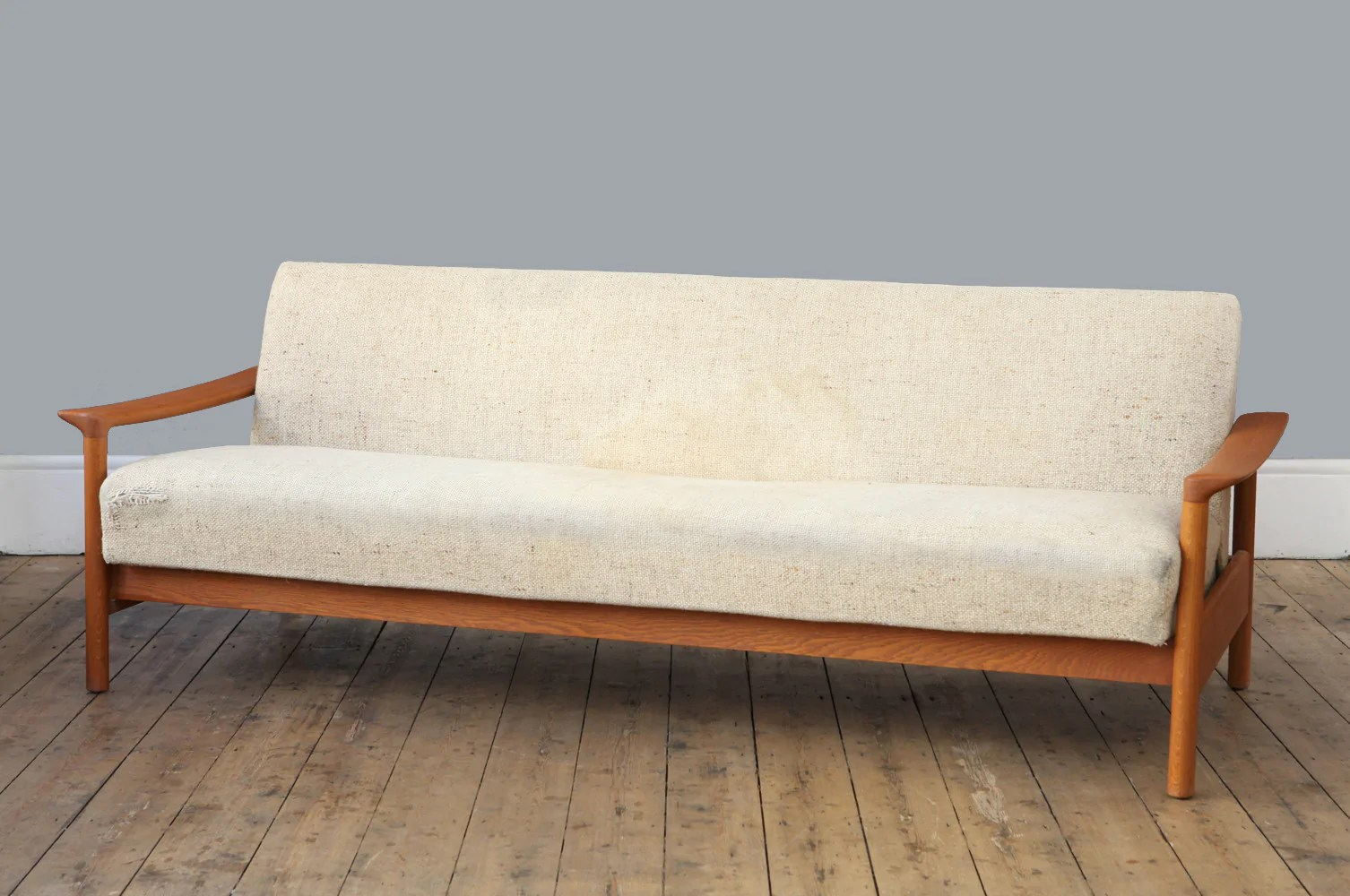 Sofa Dutch Dutch 1960 S Four Seater Sofa Bed Forest London