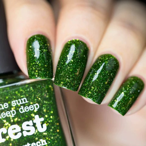 Picture Polish Forest Whats Up Nails